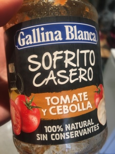 Gallina Blanca Sofrito Casero de Tomate y Cebolla